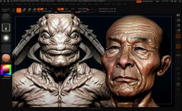 Создания и редактирования 3d графики