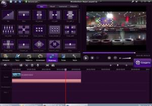 Wondershare Video Editor 3.1.6.0 Rus/ML Portable