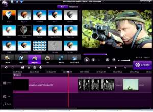 Wondershare Video Editor 4.0.1.2 Portable Rus