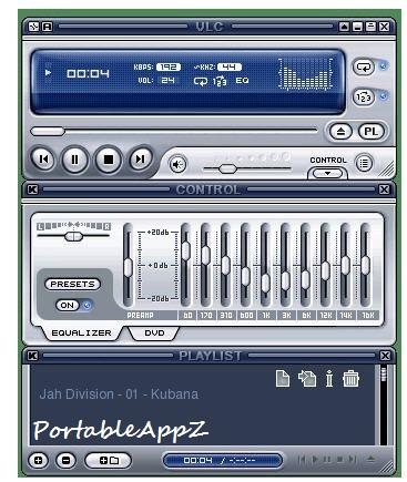 VLC Media Player Portable 3.0.0 GIT Vetinari 32-64 bit + Plugins DC 2015.02.25 *PortableAppZ*