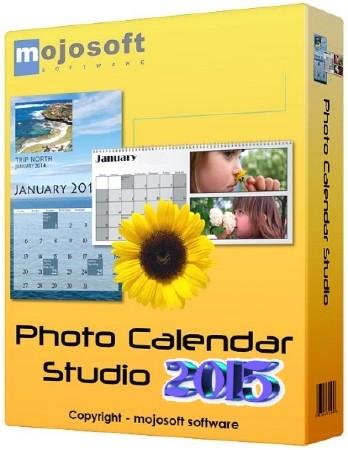 Mojosoft Photo Calendar Studio 2015 1.18 DC Portable Rus