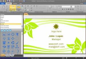 EximiousSoft Business Card Designer 5.02 Portable Rus