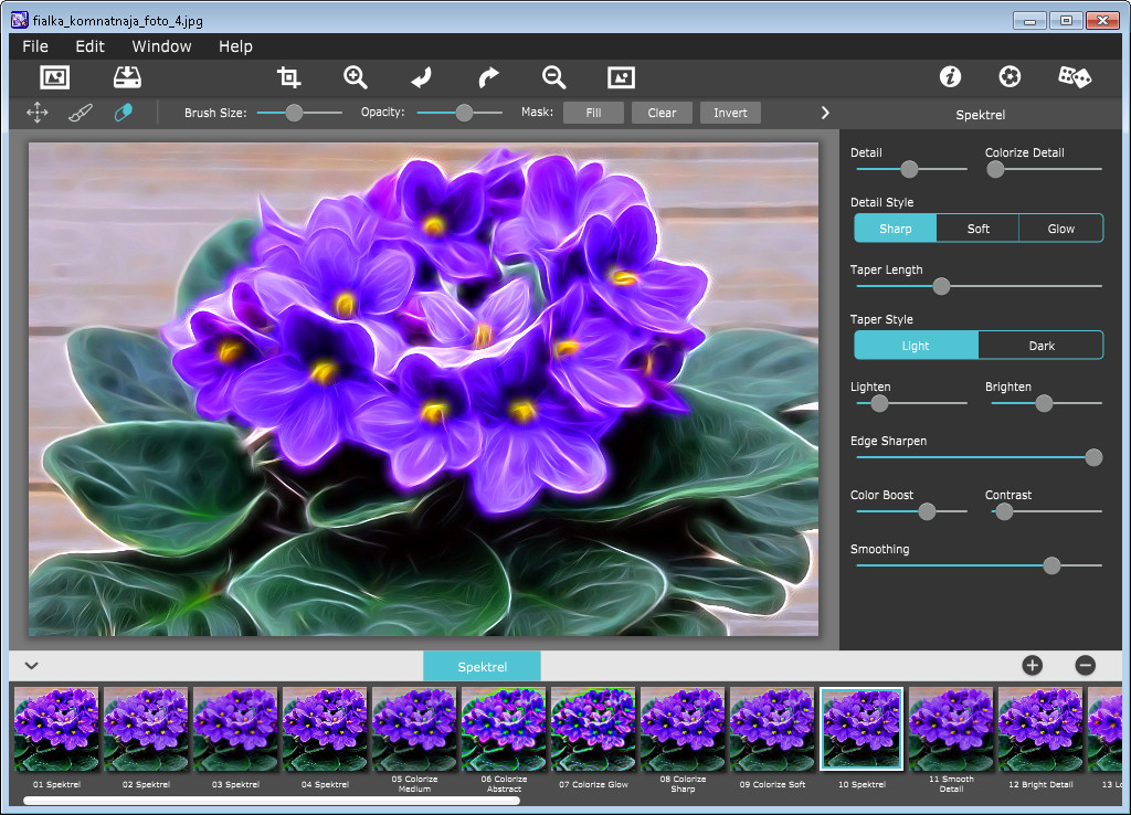 JixiPix Spektrel Art 1.0.4 Portable