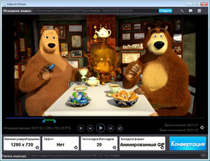 Watermark Software Video To GIF v 3.4 Portable