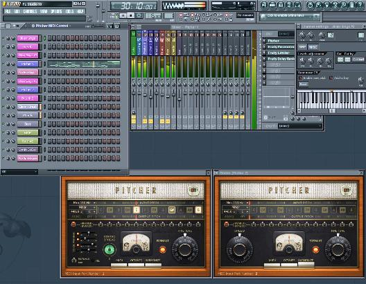 Fruity Loops Studio Producer Edition v 10.0.0 Portable