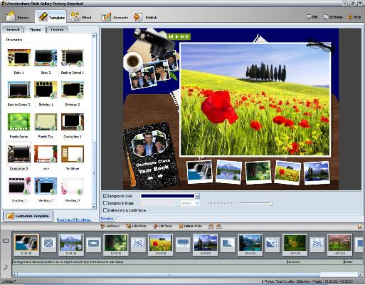 Wondershare Flash Gallery Factory Standard v 5.2.0.9 ENG Portable