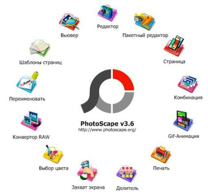 PhotoScape v 3.7 Portable (ML/RUS)