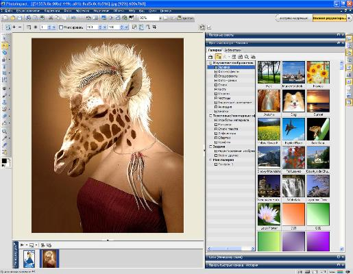 Ulead PhotoImpact X3 13.00