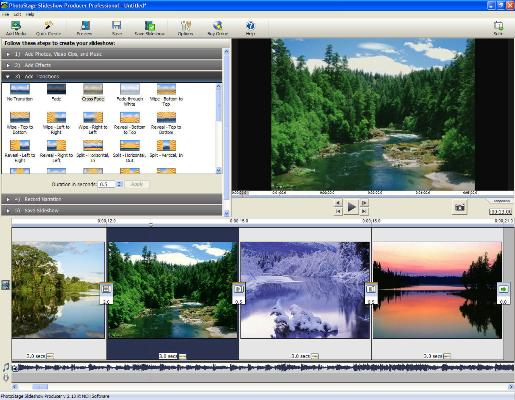 PhotoStage Slideshow Producer Professional 2.13 Portable