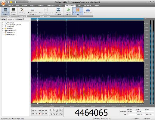 AVS Audio Editor 7.1.3.444 portable