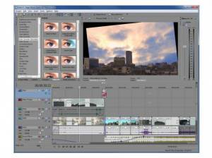 Sony Vegas Movie Studio HD Platinum 11.0 Build 295 Production Suite