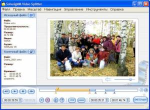 SolveigMM Video Splitter v2.5.1110.17 Final ML/RUS Portable