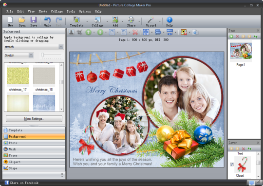 Picture Collage Maker Pro 4.1.4 Portable