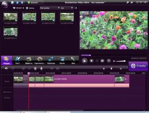 Wondershare Video Editor 3.1.1.1 Portable