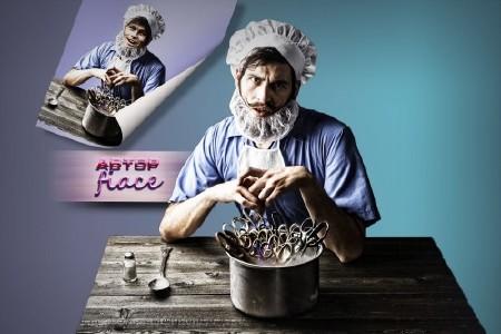 Фотокостюм для фотошоп - Странный хирург
