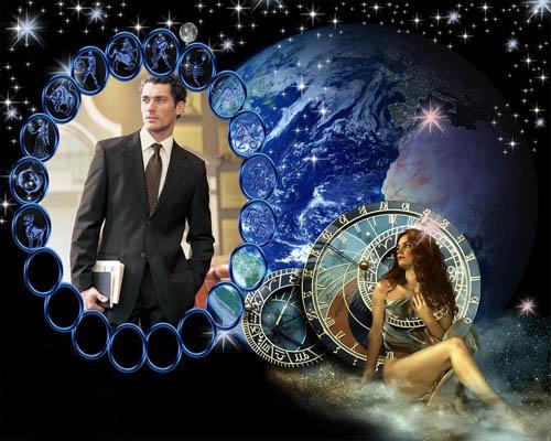 Рамка для фотографии - Зодиакальные знаки
