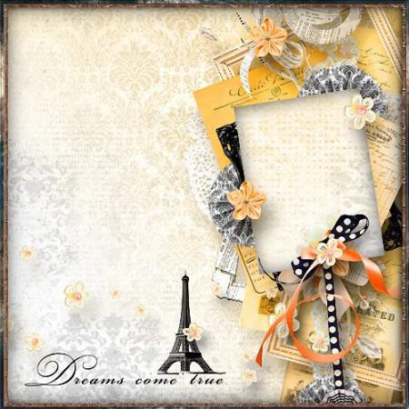 Рамка - Парижская история